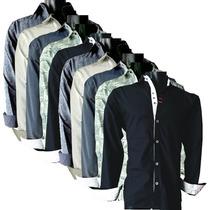 Espectaculares Camisas Entalladas Super Oferta 35% Off !!
