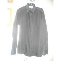 Camisa De Hombre Manga Larga Stone