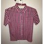 Camisa Escocesa Niño 12/14 Años, Importada