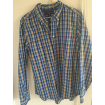 Camisa Ralph Lauren Nueva Líquido Original! Importada Usa
