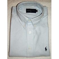 Camisas Ralph Lauren X 2 Unidades M/larga - Super Oferta!!!