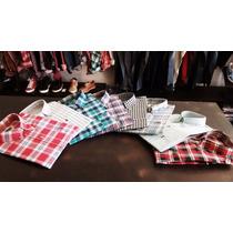 Camisas Hombre 3x $899 Manga Larga Oferton Imperdible !!!!!!