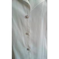 Camisas Seda Señora Manga Larga.oferta+outlet Adidas