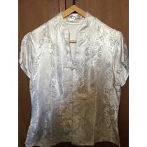 Kimono Casaca Corta Blanco Japonesa
