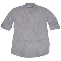Camisa Talle 46 Especial Nihuil Xxl Hombre Mga Larga Calidad