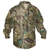 Camisa Camuflada Forest ® 100% Algodon