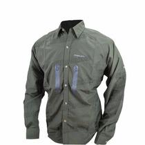 Camisa Secado Rapido Makalu Para Trekking, Senderismo