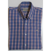 Camisa Hombre Marca Hunt´s Of London A Cuadros