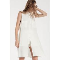 Camisa Blanca Ainhoa Estancias Chiripa Verano 2016