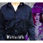 Camisa Hombre Visual Style, Diseño Villalba, Ch0170