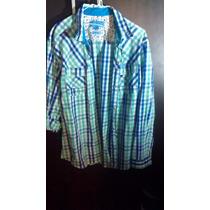 Camisa Narrow Large Nueva Sin Uso
