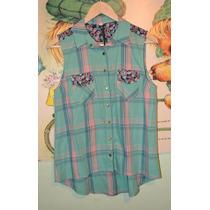 Blusa - Camisa Sin Mangas Americanino