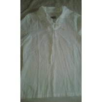 Camisa Blanca Nena Talle 10