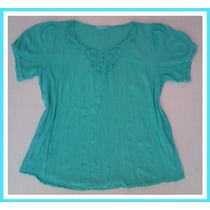 Blusa Camisola Romi Mujer Talles Especial Mythos 20% Off