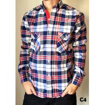Camisas Forever Polo Originales. Hombre. Amplios. Manga Lar