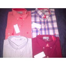 Lote 4 Camisas Christian Dior Nuevas. Talle:40