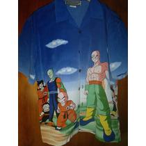 Camisa Dragon Ball Z Para Niños Importada Como Nueva! Mirala