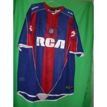 Camiseta De San Lorenzo Campeon 2007