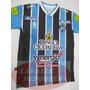 Camiseta Almagro Lyon Titular 2014 Adulto Original D De Fabr