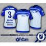Camiseta San Martin De Burzaco Original Ohcan Sport 2014