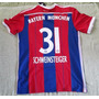 Camiseta Bayern Munich 2014 Robben Ribery Y Mas !!