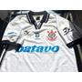 Camiseta De Fútbol Oficial De Corinthians Paulista Excelente