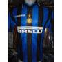 Camiseta Fútbol Inter Italia Umbro 1997 1998 Zamorano #9 M/l