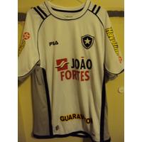 Camiseta Fútbol Botafogo Brasil Fila #10 2011 2012 Suplente
