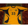 Camiseta Fútbol Aponte Haraganes Bolivia #33 Selección T L