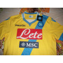 Camiseta Importada Del Napoli De Italia Talle M