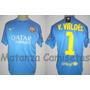 Camiseta Del Fc Barcelona De España Valdes