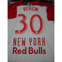 Camiseta New York Red Bulls #14 Henry Y Otros
