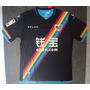 Camiseta Suplente Rayo Vallecano 2015 2016 Orgullo Gay
