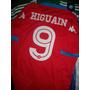Camisetas Napoli Higuain Hamsik Mertens Insigne
