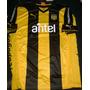 Camiseta Peñarol Uruguay Puma 2015 N° 10 Forlan Original