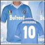 Camiseta Napoli Diego Maradona Retro