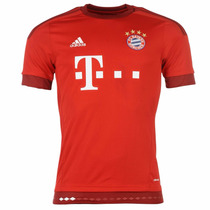 Camiseta Del Bayer Munich 2015/16