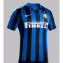 Camiseta Titular Y Alternativa Inter De Milan 2015