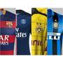 Oferta Camisetas Europeas Originales!! Todos Los Talles!!