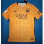 Camiseta Barcelona Alternativa Suplente 2015/16