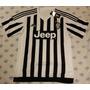 Camiseta Juventus Titular - Rosa - 2015/16