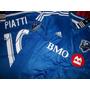 Camiseta Montreal Impact Opcional Piatti Pogba
