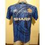 Camiseta Manchester United Umbro 1992 1993 92 93 Cantona 7 M