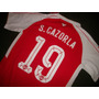 Camiseta Arsenal Premier League Giroud Alexis Ozil