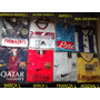 Camisetas Europeas Liquidacion Total Cap.fed Madrid,barca
