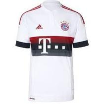 Camiseta Bayer Blanca 2015/16