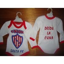 Exclusivo Body Enterito Recien Nacido De Union (santa Fe)