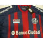 Camiseta San Lorenzo Lotto Titular 2014 Adulto Nueva Origina