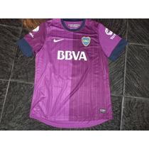 Camiseta Boca Juniors Verano 2013 Violeta N°10