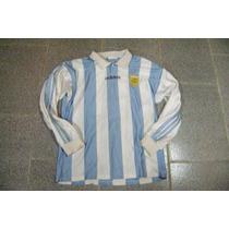 Camiseta Vieja Argentina Adidas.consultar Stock.